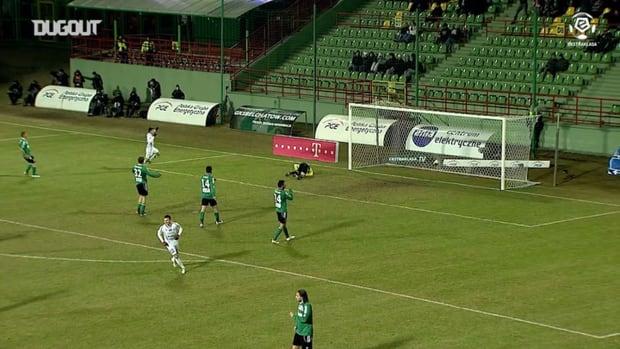 Michal Pazdan's best moments at Ekstraklasa