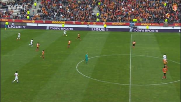 Monaco' best goals vs Lens