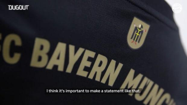 Reactions to Bayern Munich's new 2021/22 away kit