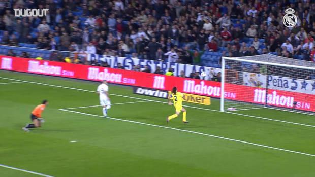 Karim Benzema's best goals against Villarreal