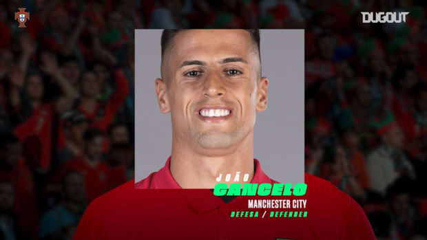Portugal reveal their squad for Euro 2020