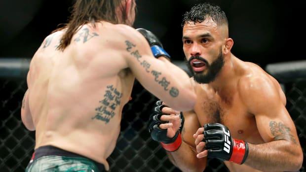 UFC MMA Rob Font