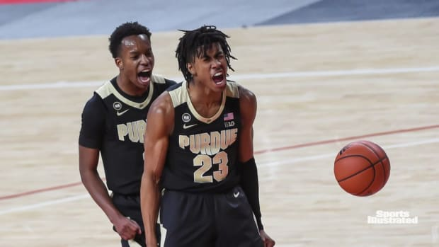 Purdue Basketball to Play North Carolina in 2021 Hall of Fame Tip-Off Tournament