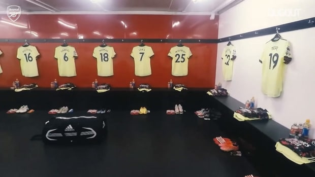 Behind the scenes: Martinelli and Pepe help Arsenal beat Palace