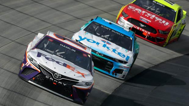 NASCAR Denny Hamlin