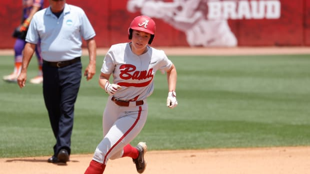 Taylor Clark Alabama softball