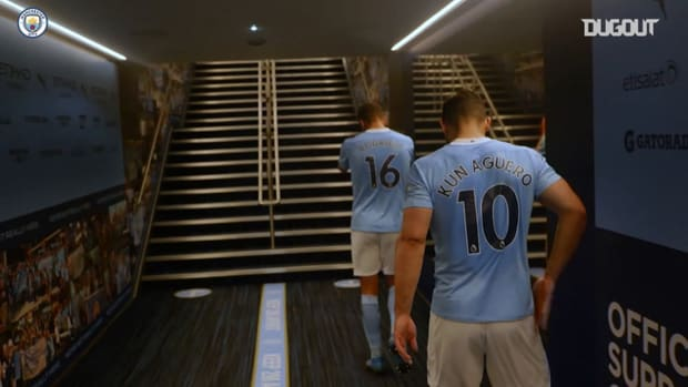 Behind the Scenes: Sergio Aguero's final game at the Etihad