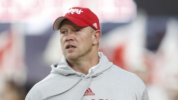 Scott Frost, Nebraska football coach