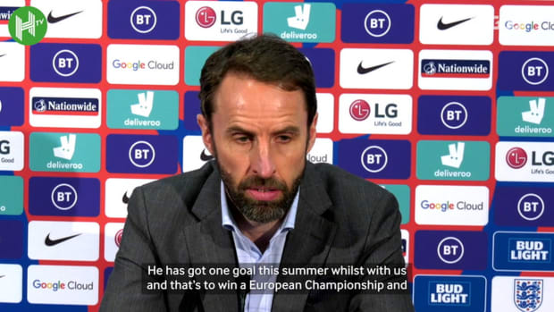 Southgate on Harry Kane after selecting provisional Euro 2020 squad
