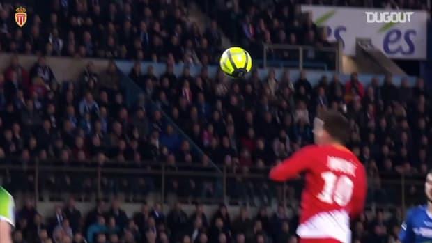 Stevan Jovetic best moments at Monaco