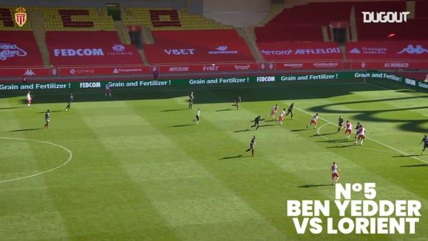 Monaco best Ligue 1 goals in 2020-21