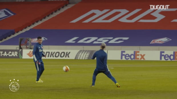 Antony and David Neres' best moments at Ajax of 2020-21 season