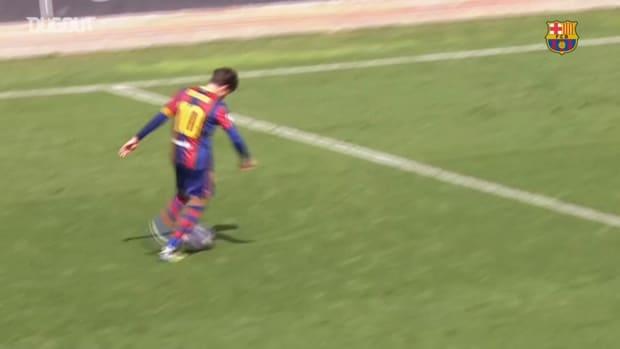FC Barcelona second team's best goals so far this season
