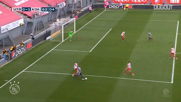 Ajax's best goals of 2020-21