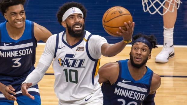 Utah Jazz Mike Conley