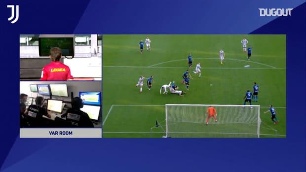 HL: Juventus 3-2 Inter