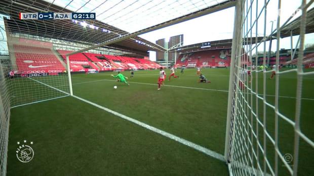 Davy Klaassen's first season back at Ajax