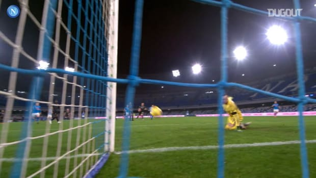 All Zielinski's assist in 2020-21 at Napoli