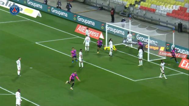 Angel Di Maria's best three 20-21 Ligue 1 goals