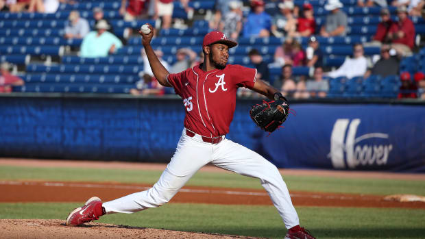 Dylan Smith, 2021 SEC Baseball Tournament