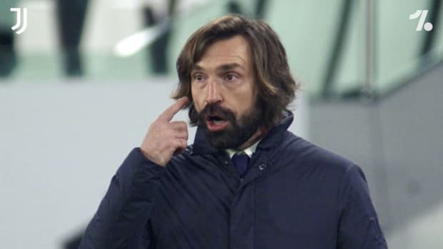 Juventus bid farewell to Andrea Pirlo