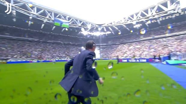 Allegri returns as Juventus head coach