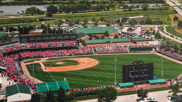 Haymarket Park, Nebraska baseball