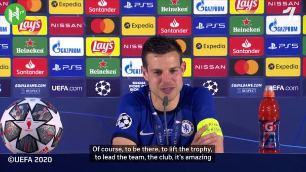 César Azpilicueta proud to captain Chelsea, hails N'Golo Kanté