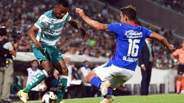 Cruz Azul and Santos Laguna meet in the Liga MX final