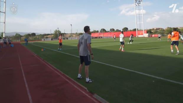 Spain begin preparations for Euro 2020