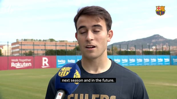 Eric Garcia aiming to bring 'trophies for the fans'