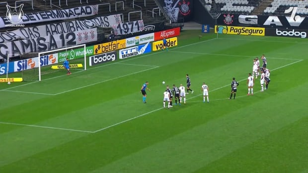 Fernando Miguel's incredible saves and performance against Corinthians