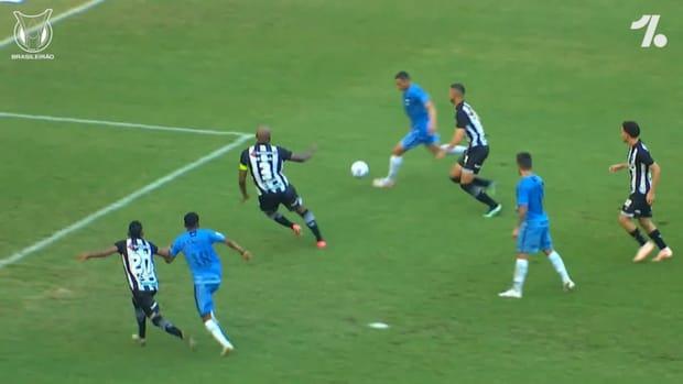 Vanderson's brilliant skill rewarded with goal vs Ceará