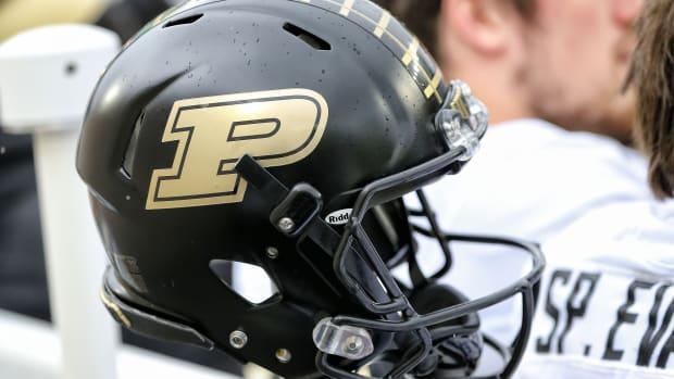 PurdueFootball Helmet2