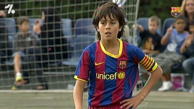 Eric Garcia rejoins FC Barcelona