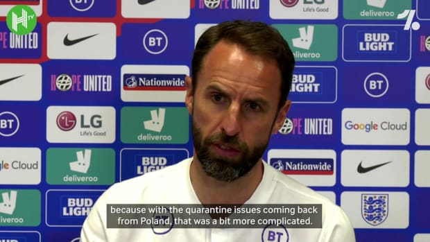 Southgate gives Maguire injury update after naming Euro 2020 squad
