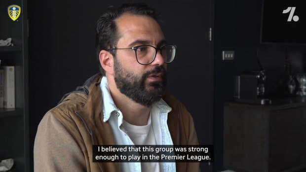Victor Orta on promotion to the Premier League
