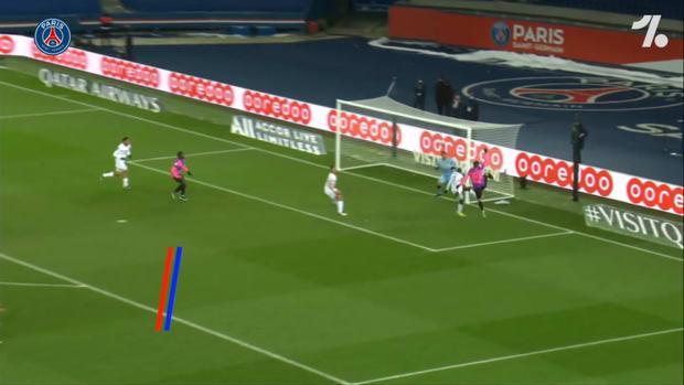 Moise Kean's best 5 goals in 2020-21 Ligue 1