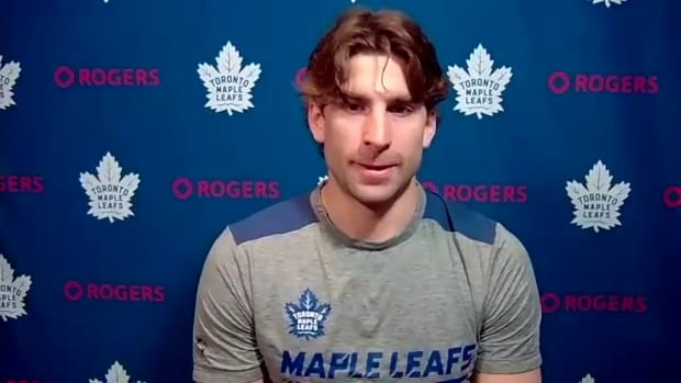John Tavares 'Very Fortunate' After Traumatic