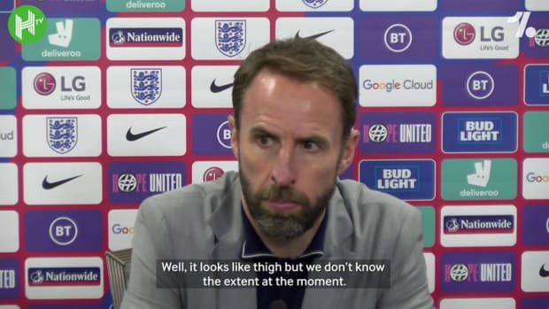 Gareth Southgate on Trent Alexander-Arnold injury, potential replacements