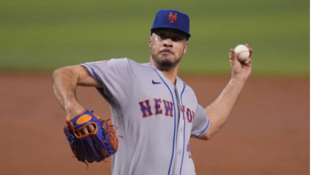 Mets pitcher Joey Lucchesi will face his former team for the first time since being traded.