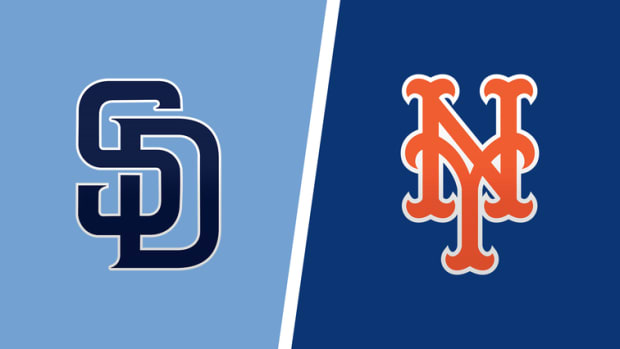 The Mets kicked off their four-game series with the Padres on Thursday night
