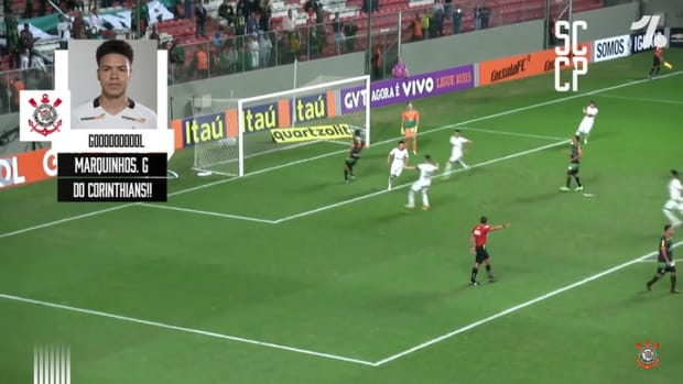 Corinthians' top five goals against América-MG