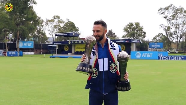 Miguel Layún returns to Club América