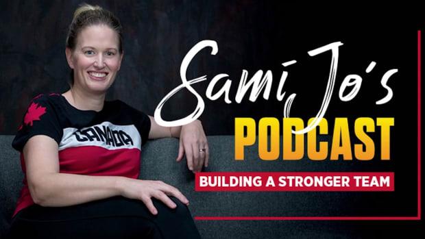 Sami Jo's Podcast: Episode 9 – Cassie Campbell