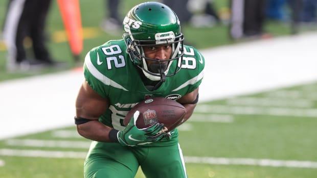 Jamison Crowder Jets WR