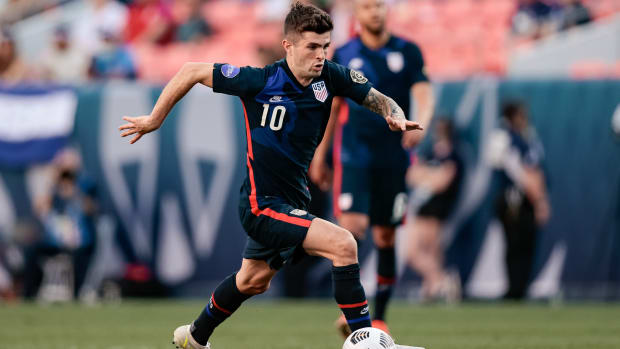 USA Mexico stream: Watch Nations League final online, TV, lineups - Sports  Illustrated