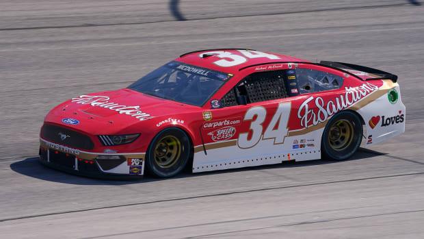 NASCAR Michael McDowell