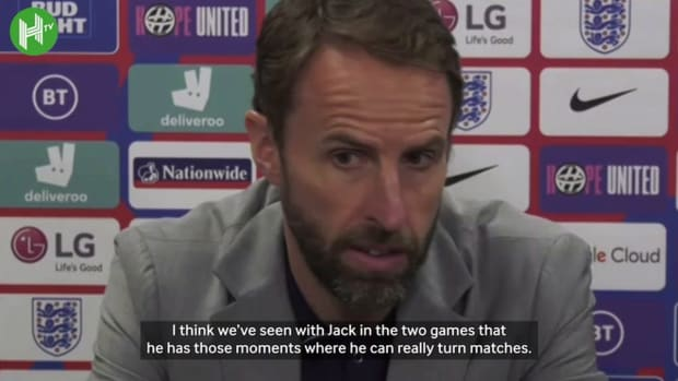 Southgate: 'Grealish fitness boosted by pre-Euros friendlies'