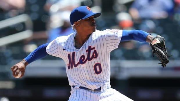 Mets pitcher Marcus Stroman
